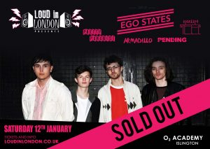 SOLD OUT Ego States